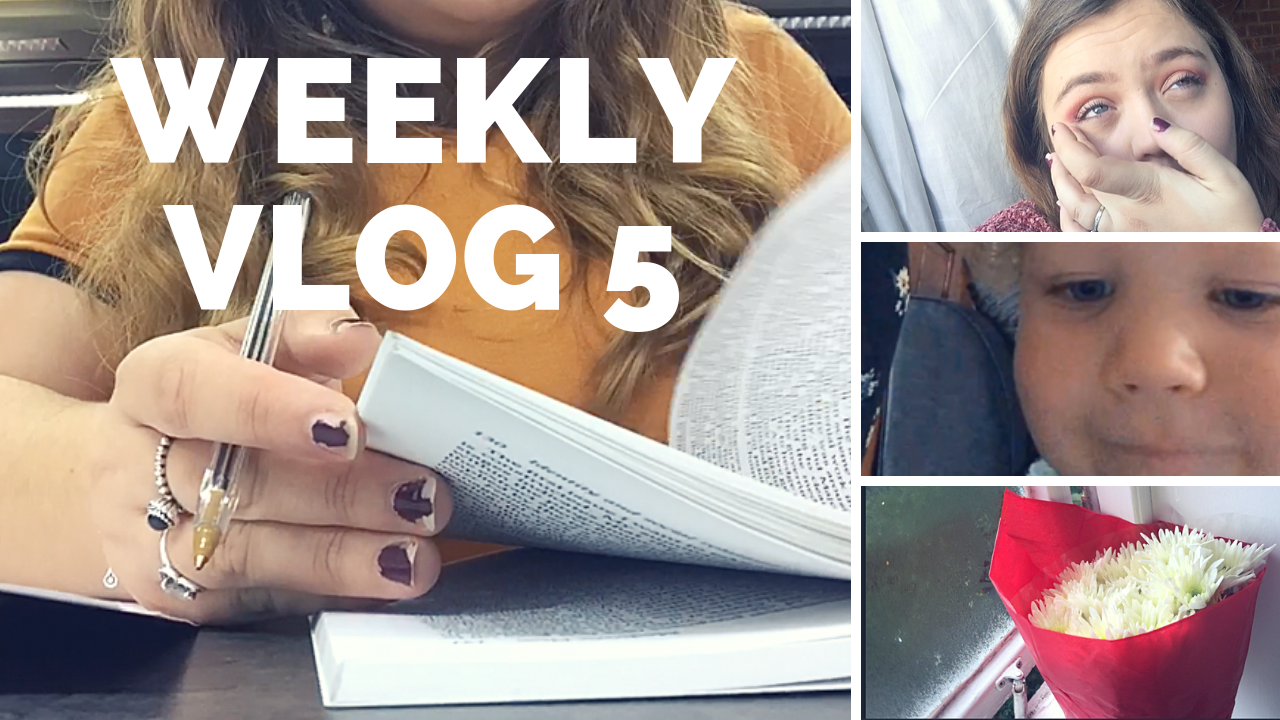 Weekly Vlog 5; A Cute Surprise And An Emotional Week!