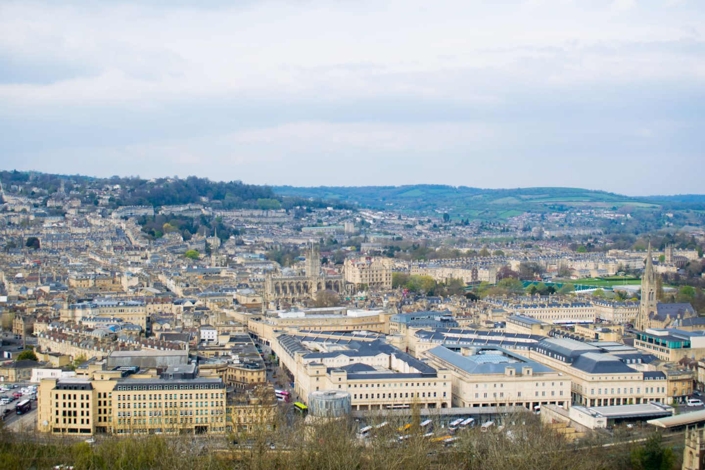 photo of the lookout of Bath